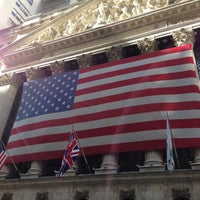 Photo taken at New York Stock Exchange by JuYoung Lennox P. on 10/22/2012