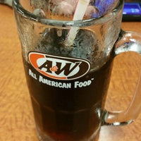 Photo taken at A&W by Robert M. on 2/4/2015