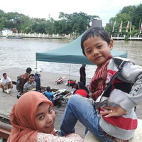 Photo taken at Siring Tendean by Mu'min H. on 6/8/2014