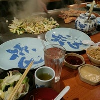 Photo taken at House Of Genji by Annie S. on 3/21/2013
