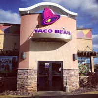 Photo taken at Taco Bell by John B. on 10/12/2012