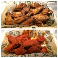 Photo taken at Wingstop by Johnny L. on 6/28/2014