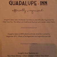 Photo taken at Guadalupe Inn by Vero B. on 11/10/2017