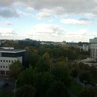 Photo taken at Novotel Brainpark by Muššab on 10/7/2012