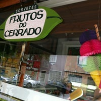 Photo taken at Frutos do Brasil by Adriana C. on 1/25/2013