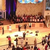 Photo taken at Faith Fellowship World Outreach Center by Darren on 3/31/2013