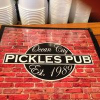 Photo taken at Pickles Pub by Duke M. on 1/13/2013