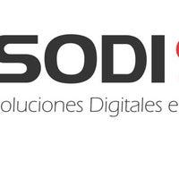 Photo taken at SODISEG by Alejandro A. on 11/21/2013