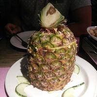 Photo taken at Pattaya Thai Restaurant by Kwun Tsun C. on 6/10/2014