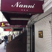 Photo taken at Nanni's Restaurant by Ryan M. on 4/19/2013