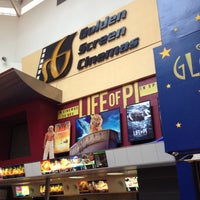 Photo taken at Golden Screen Cinemas (GSC) by Azura M. on 11/13/2012