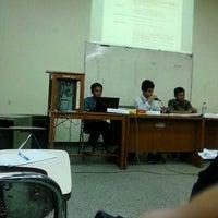 Photo taken at Laboratorium Hama dan Penyakit Tumbuhan (HPT) by Minal M. on 1/2/2014
