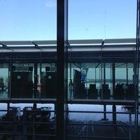Photo taken at Flughafen Paderborn/Lippstadt (PAD) by Chuck S. M. on 2/22/2013