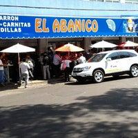 Foto tomada en Taquería El Abanico por MAU R. el 10/16/2012