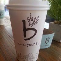 Photo taken at Caffé Bene by Oguz A. on 10/18/2013