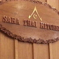 Photo taken at Sara Thai Kitchen by Amy Aidil A. on 3/17/2013