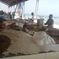 Photo taken at Fish Market سوق السمك by AbdAlwahab A. on 2/28/2015