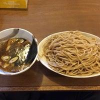 Photo taken at らーめんマル汁屋 by Kazuhiro N. on 1/16/2014