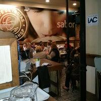 Photo taken at Cafe de Indias Coffee Shop by Juan Diego P. on 11/29/2013