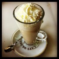 Photo taken at Cafe de Indias Coffee Shop by Juan Diego P. on 5/1/2013