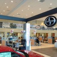 Photo taken at Hendrick Toyota Scion Wilmington by David K. on 8/21/2013