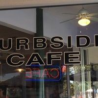 Photo taken at The Curbside Cafe by Andre W. on 10/6/2012