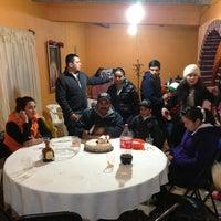 Photo taken at EVAMARA Night Club by Ernesto (Tequila Man) A. on 1/5/2014
