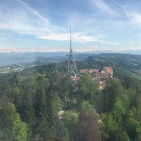 Photo taken at Uetliberg Sendeturm by Rich on 5/20/2016