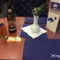 Photo taken at Caledonian Sleeper from Glasgow (GLC) to Euston (EUS) Train by Rich on 11/18/2014