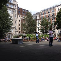 Photo taken at Golden Square by Rich on 8/15/2013