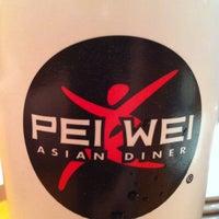 Photo taken at Pei Wei by Blair S. on 3/11/2013