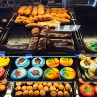 Photo taken at Donut Bank Bakery & Coffee Shop by 💕 🎼🎶RitaAnn~ . on 5/19/2015