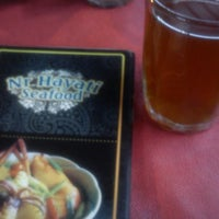 Photo taken at Restoran Nur Hayati Seafood by KiKi S. on 12/29/2013