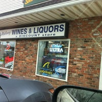 Photo taken at Midway Liquors by Walter B. on 12/26/2012