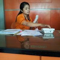 Photo taken at Kantor Pos Plemburan by Mike B. on 1/2/2014