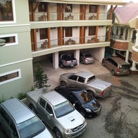 Photo taken at La Esperanza Hotel by Mike B. on 2/20/2014