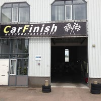 Photo taken at CarFinish by Alwin S. on 6/17/2013