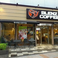 Photo taken at BLENZ COFFEE 神田小川町店 by Fumt A. on 11/2/2013