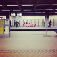 Photo taken at Rogier (MIVB / STIB | De Lijn) by Jeremy D. on 1/22/2013