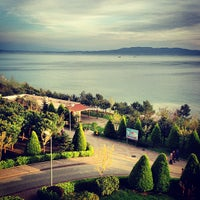 Photo taken at İhlas Armutlu Tatil Köyü by Mert M. on 4/12/2013