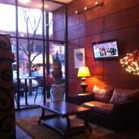Photo taken at Hamilton's Food & Spirits/Pizzeria by Tlw on 12/29/2012