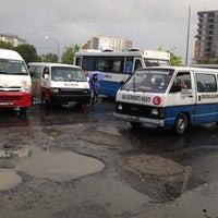 Photo taken at Wawasan Bus Terminal by Aini K. on 5/8/2013