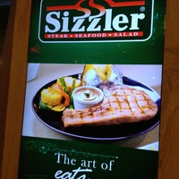 Photo taken at Sizzler by Dif S. on 5/15/2013