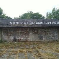 Photo taken at Viinistu Kultuuri- ja Konverentsikeskus by Carmen K. on 6/13/2016