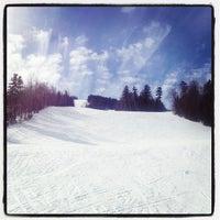 Photo taken at Waterville Valley Ski Area by jon p. on 2/22/2013