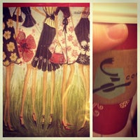 Photo taken at Caribou Coffee by Tai C. on 1/11/2013