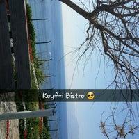 3/21/2016 tarihinde Yekta G.ziyaretçi tarafından Keyf-i Bistro'de çekilen fotoğraf
