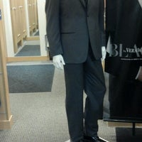 Photo taken at Men's Wearhouse & Tux by Zachary C. on 3/10/2013