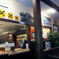 Photo taken at Alonzo's Pizza Depot by Stephanie B. on 10/23/2013