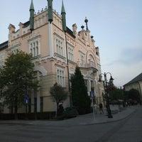 Photo taken at Rzeszów by Kristina I. on 8/27/2017